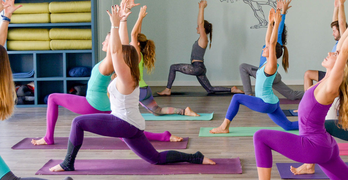 известни стилове йога