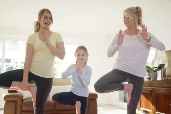 Йога без възрастови граници