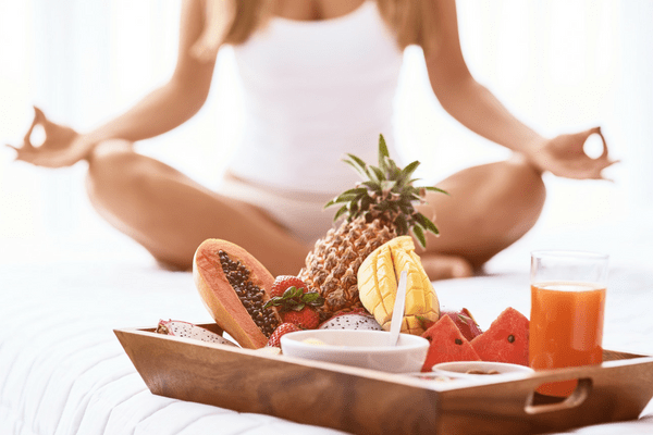 5 идеи за хапване преди Йога практика